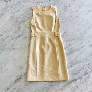 NWT TORY BURCH sheath sleeveless midi dress size 4